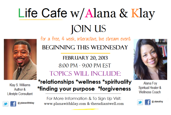 Life Cafe with Alana and Klay